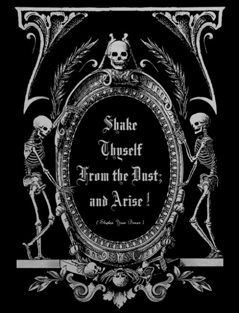 Skeletons | Wax Poetic~Blue Moon Candle's Blog~